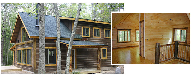 A Cabin In Hayward Woodland Cottage In The Oaks